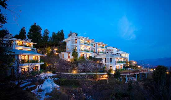 The Terraces in the Himalayas - A boutique Spa Resort