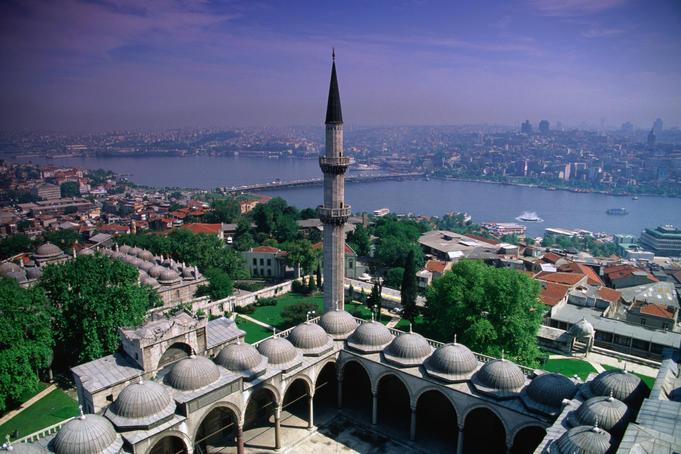 Aya Sofya Church, Istanbul