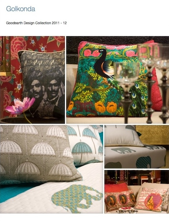 GOLKONDA Design Collection  launch at Good Earth