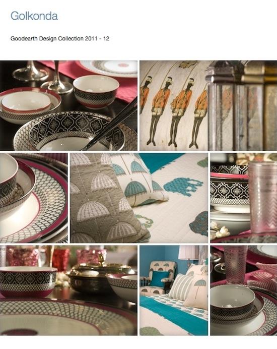 GOLKONDA Design Collection 2011- 2012