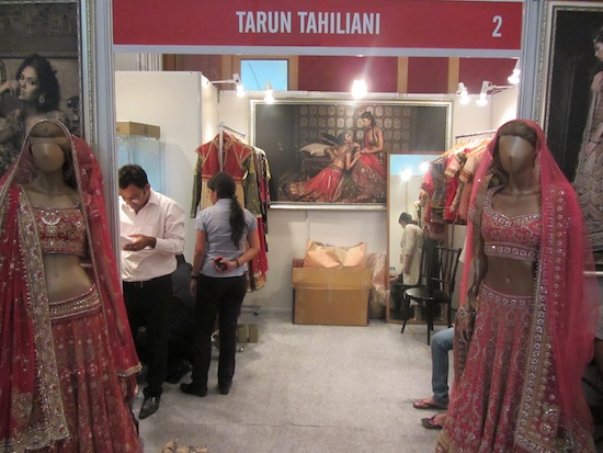 tarun tahiliani at Bridal Asia