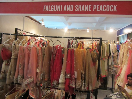 FALGUNI AND SHANE PEACOCK at Bridal Asia