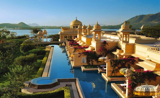 Oberoi Hotel in Rajasthan