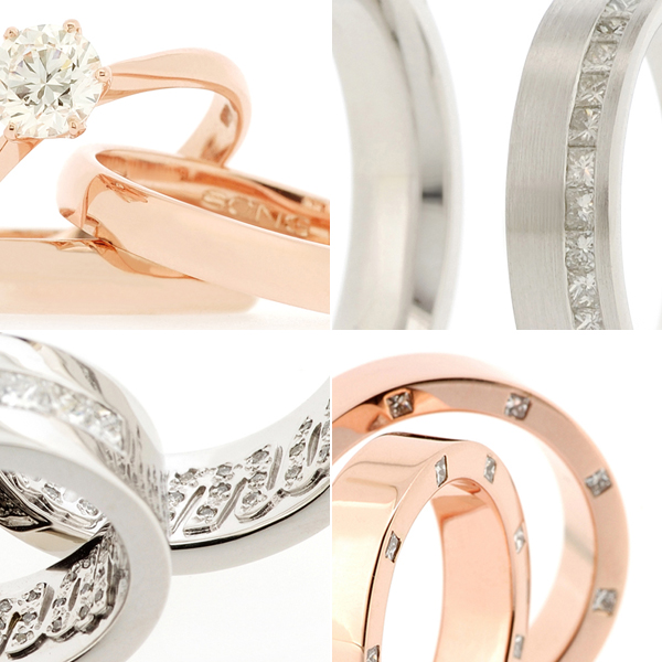 Engraving weddings rings is one way of immortalizing the essence