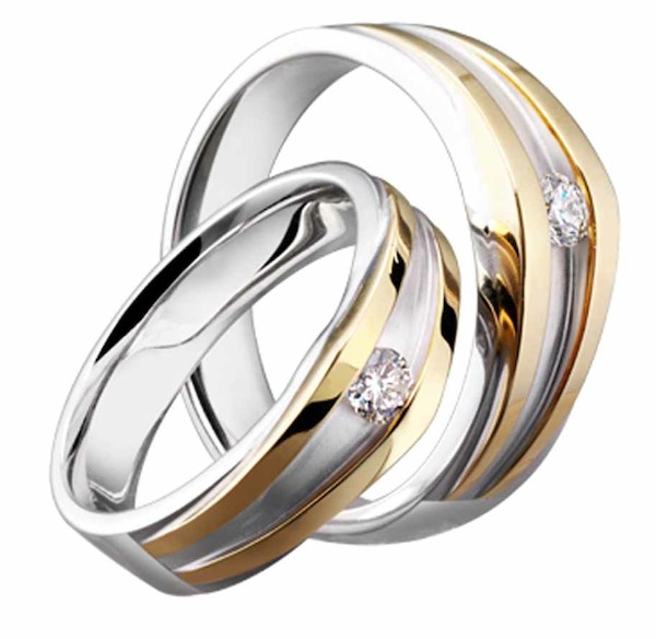 Brilliant Couple Wedding Rings Designs 600 x 584 · 67 kB · jpeg