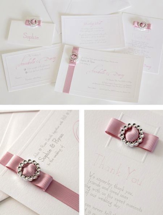 wedding invitation cards formal Image Source paperperfectcomau