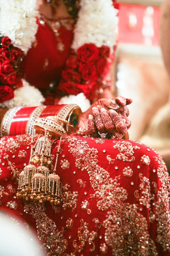 Punjabi wedding rituals