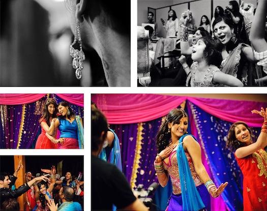performance at wedding sangeet