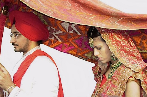 Punjabi Wedding Suits