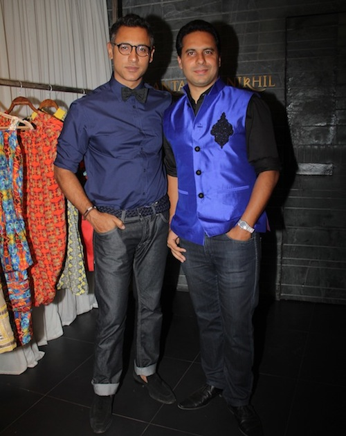 Shantanu & Nikhil new store opening