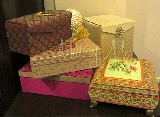 Good Wedding Gifts For Indian Bride : indian wedding favors