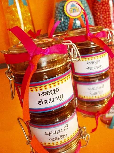 wedding favors in India