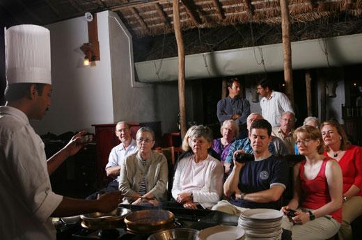 Goan cooking class in Goa