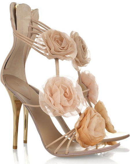 High Quality Giuseppe Zanotti Bridal Shoes Pictures Gallery