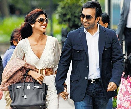 Raj and shilpa shetty wedding