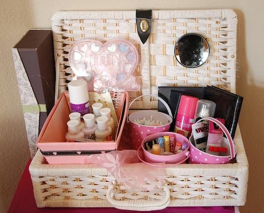 bridal make-up-kit