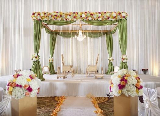 Tips For Finalizing Wedding Mandap Size Amp Style