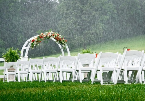 Monsoon Wedding in Goa