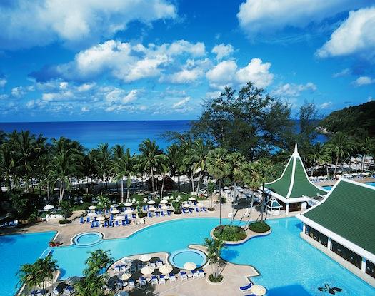 Le Meridien-Phuket