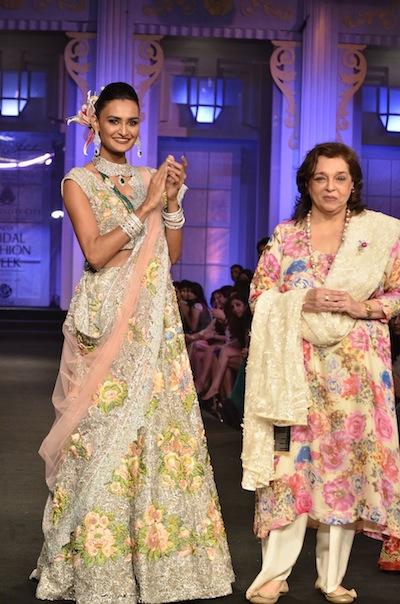 Pallavi Jaikishan bridal wear collection 2012