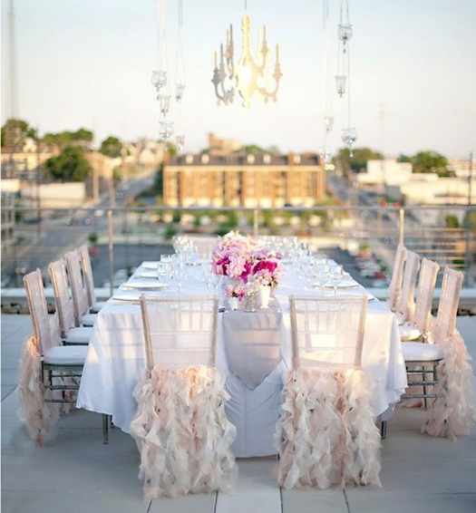Simple wedding table ideas photograph unusual but simple w for Simple wedding decorations for reception