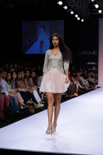 Shehlaa Khan  Lakme Fashion week
