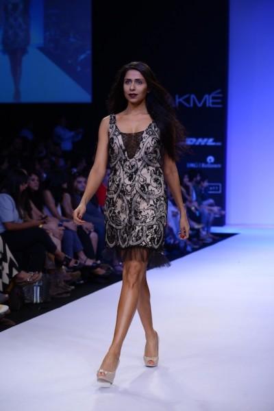 Shehlaa Khan gown