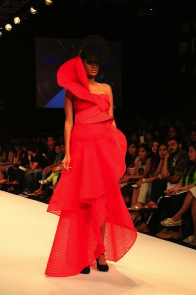 First day at Lakme Fashion week