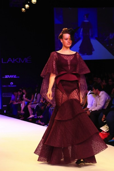 Lakme Fashion week august 2013
