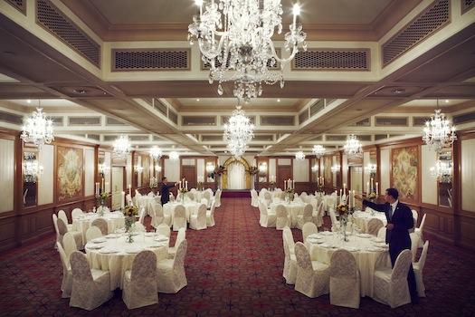 Raffles Hotel Singapore - The Ballroom
