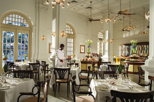 Raffles Hotel Singapore - Tiffin Room