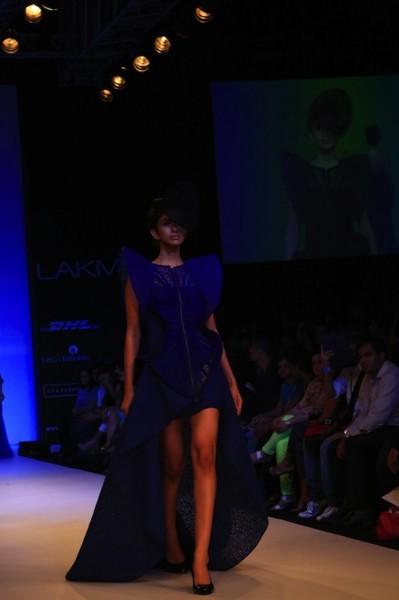 model for Jatin Varma