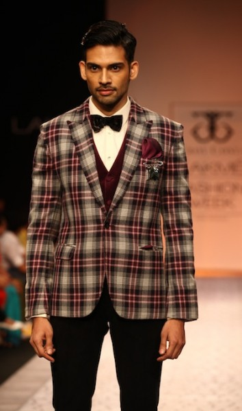Lakme Fashion Week Winter/Festive 2013: Troy Costa