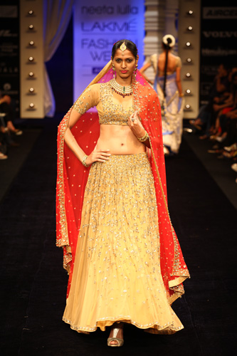 Neeta-Lulla bridal collection