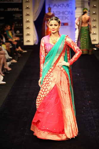 Neeta-Lulla collection fasion week