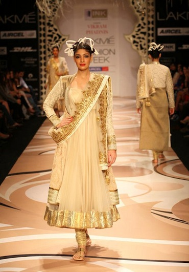 Vikram Phadnis collection at Lakme fasion week