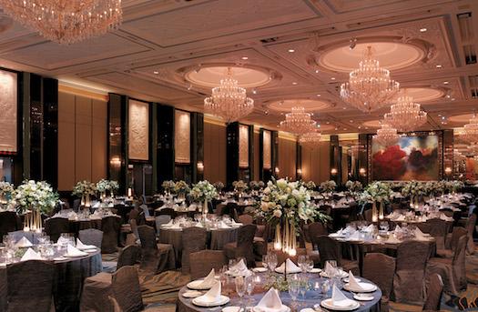 Ballroom at Shangri-La Singapore