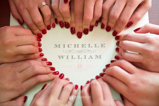 wedding photography nails