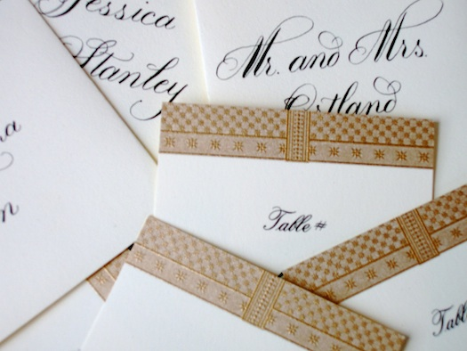 calligrapher in Mumbai for wedding invitations