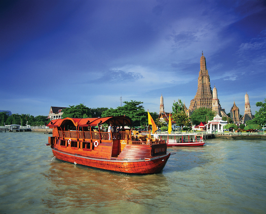 Anantara Song CRUISE Bangkok Riverside