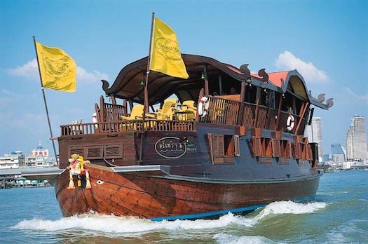 Manhora Riverside Cruise - Anantara Bangkok