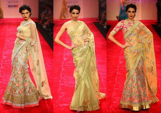 bhairavi-jaikishan outfit LFW
