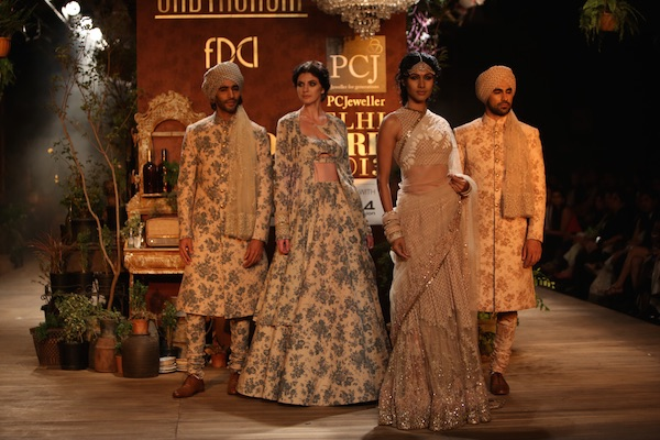 wedding trousseau in India
