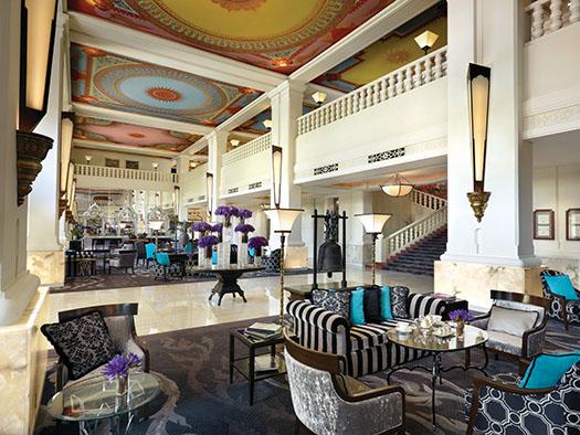 Anantara Siam Lobby Bangkok