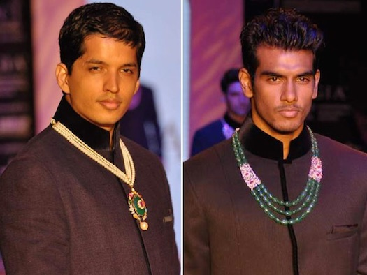 Anmol men's wear jewellry collection