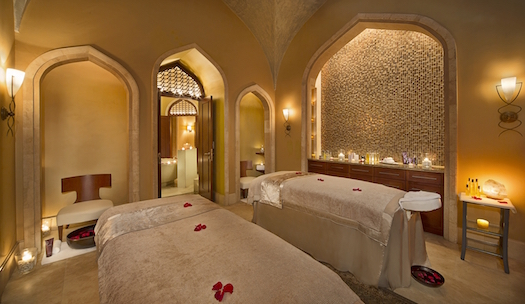 Atlantis, The Palm_ShuiQi Spa_Couples Treatment Room
