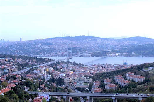 Bachelorette in Istanbul