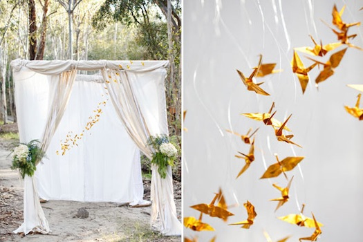 Bird Themed wedding
