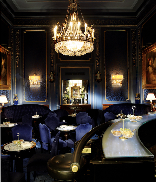Blaue Bar at Hotel Sacher Vienna
