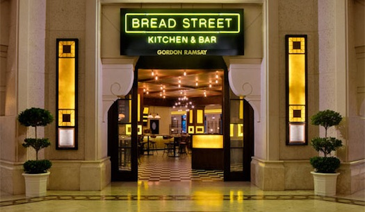 Bread street kitchen & Bar - Atlantis